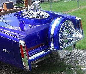 84s spoke wheels