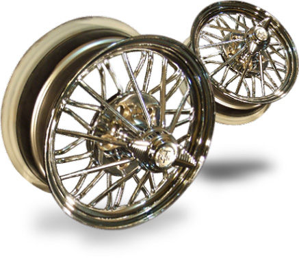 car wire wheels