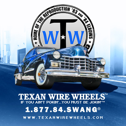 texan wire wheels