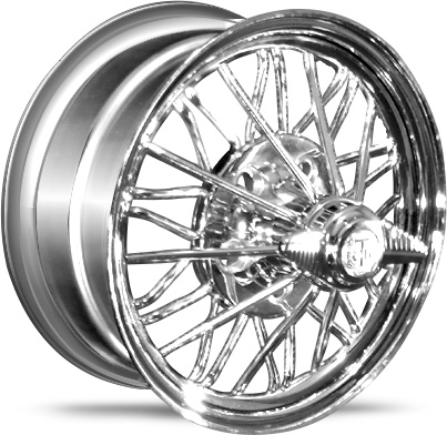 wire wheels design