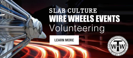 wire wheel events