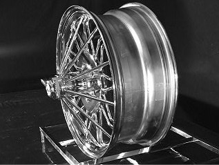20 Inch 84s 174 Poke 174 Standard Texan Wire Wheels