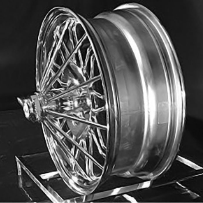 20 inch 84s® Poke® Standard Wire Wheels