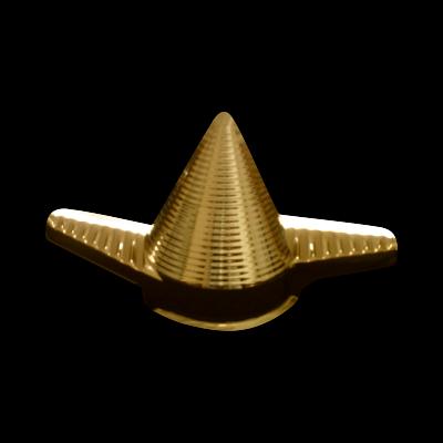 Drill Tip Cap-gold