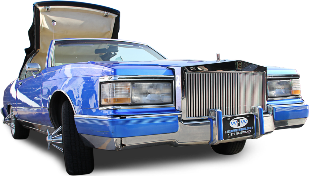 Cadillac Slab Car Swangas