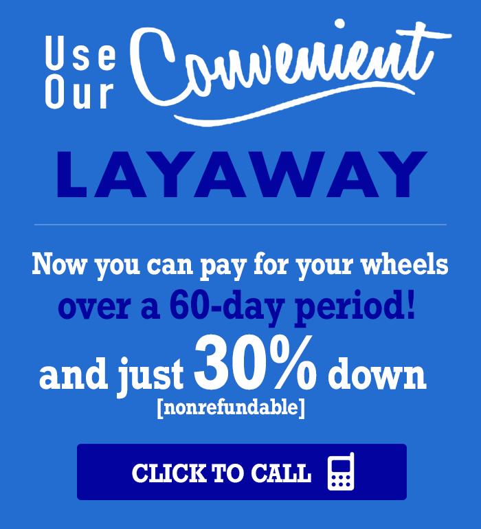Layaway Wire Wheels