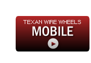 Texan Wire Wheels Mobile Website