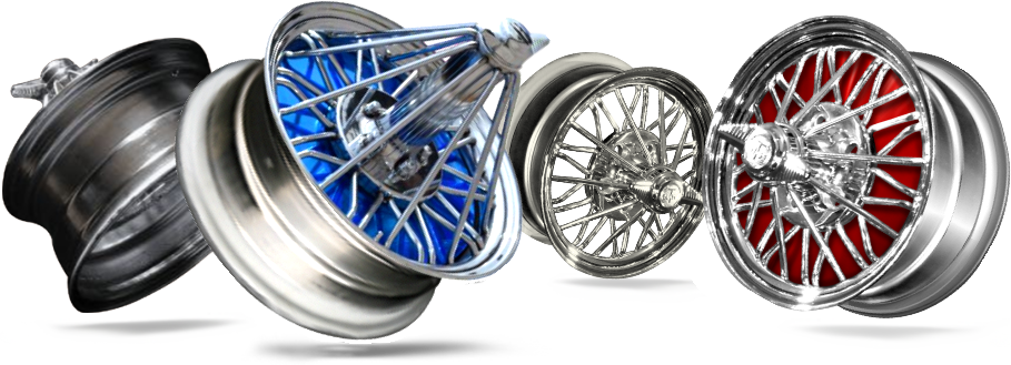 Texan Wire Wheels 84s Swangas Custom Spoke Wheels