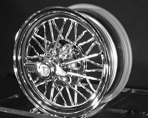15 inch 83s® Poke® Standard | | Texan Wire Wheels