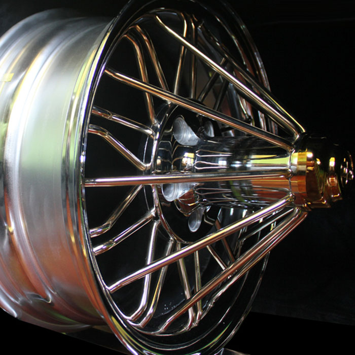 17 inch 84s® Extreme Poke® Gold