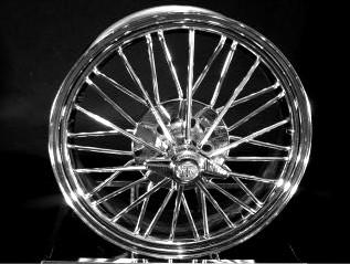 20 Inch 84s Poke Standard Texan Wire Wheels