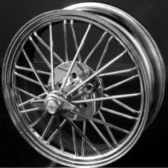 22 Inch 84s Super Poke Texan Wire Wheels