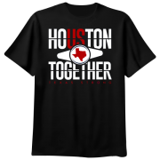 Houston Together T-shirt
