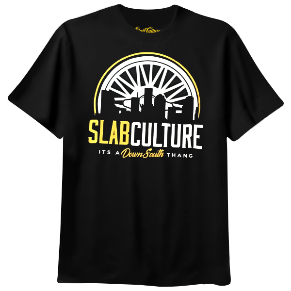 Slab Culture It's a Down South Thang T-shirt