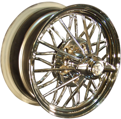 15 inch standard 30 Spoke Wire Wheel