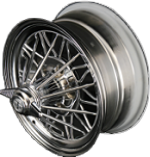 17 inch standard 30 Spoke Wire Wheel