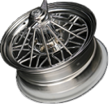 20 inch standard 30 Spoke Wire Wheel