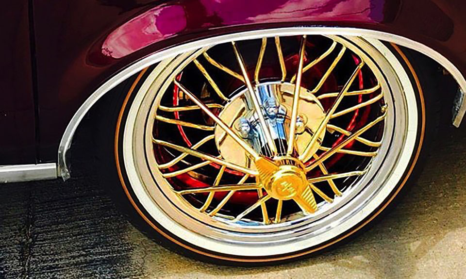About Texan Wire Wheels 30 Spokes