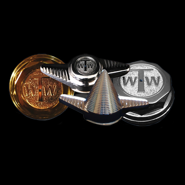 Wheel Caps, Washers & Lugs